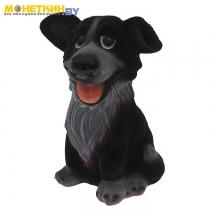 Копилка «Собака Джек» чёрный