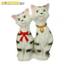 Копилка «Кошки пара»