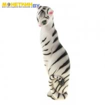 Копилка «Кошка Багира» большая белый тигр