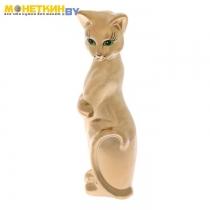 Копилка «Кошка Багира» золото