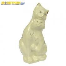Копилка «Влюбленные кот и кошка»
