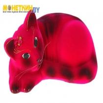 Копилка «Кошка Соня» розовая