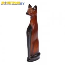Копилка «Кот»коричневый