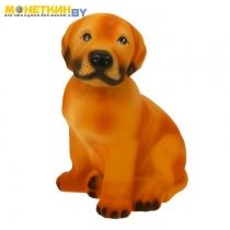 Копилка «Собака Лабрадор» коричневый