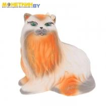 Копилка «Кот Пушистик» белый